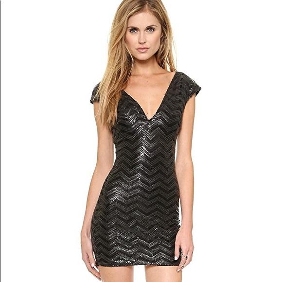 Lovers + Friends Envy Mini Dress Size XS
